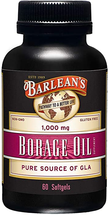 The Best Borage Oil Food Grade