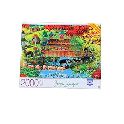 Joseph Burgess - 2000pc Jigsaw Puzzle: Toys & Games
