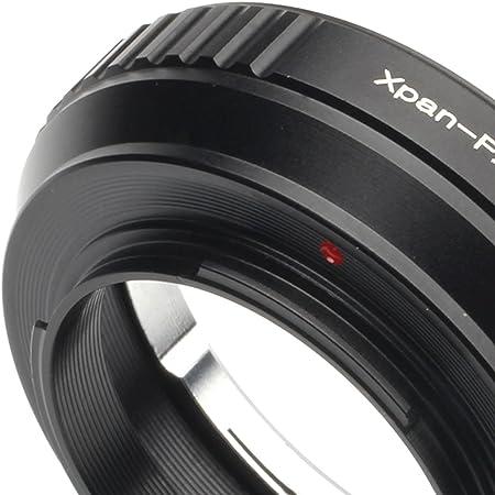 Pixco Lens Adapter Suit for Hasselblad Xpan Lens to Fujifilm X Camera X-A5 X-A20 X-A10 X-A3 X-A2 X-A1 X-T2 X-E3 X-E2S X-E2 X-E1 X-T100 X-T10 X-T1IR X-T1 X-T20 X-H1 X-M1 X-Pro1 X-Pro2
