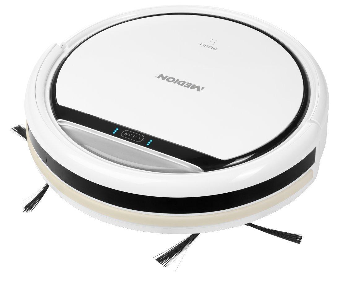 Amazon.de: MEDION Saugroboter programmierbar mit autom. Rückkehr zur ...