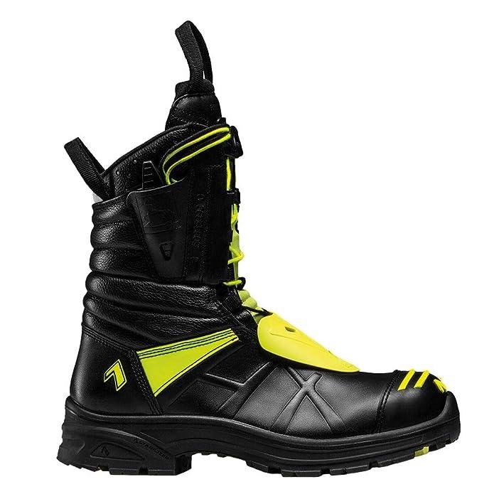 HAIX Botas bomberos para hombre Fire Eagle: Amazon.es: Zapatos y complementos