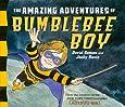 The Amazing Adventures of Bumblebee Boy (Ladybug Girl)