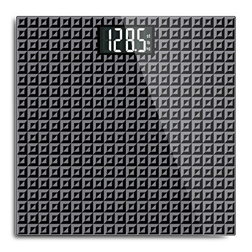 Digital Body Weight Bathroom Scale, Highly Accurate Bathroom