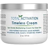 Total Activation Timeless Anti-Aging Moisturizing Facial Cream (2 oz)