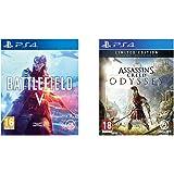 Battlefield V + Assassins Creed Odyssey - (PS4)