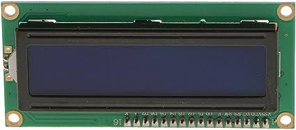 IIC I2C Serie 1602 16x2 Pantalla LCD Módulo de Carácter Para ...