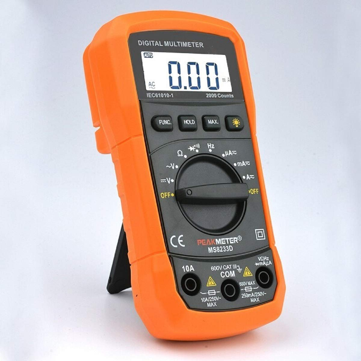 Digital Multimeter Electronic Measuring Test Meter Multi Tester Details About Circuit Voltmeter Portable Voltage Measurement Tool Chuchuang