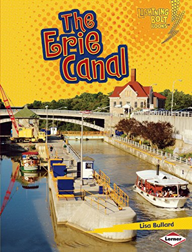 The Erie Canal (Lightning Bolt Books)