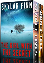 The Girl With The Secret: A Collection Of Riveting Mysteries (English Edition)