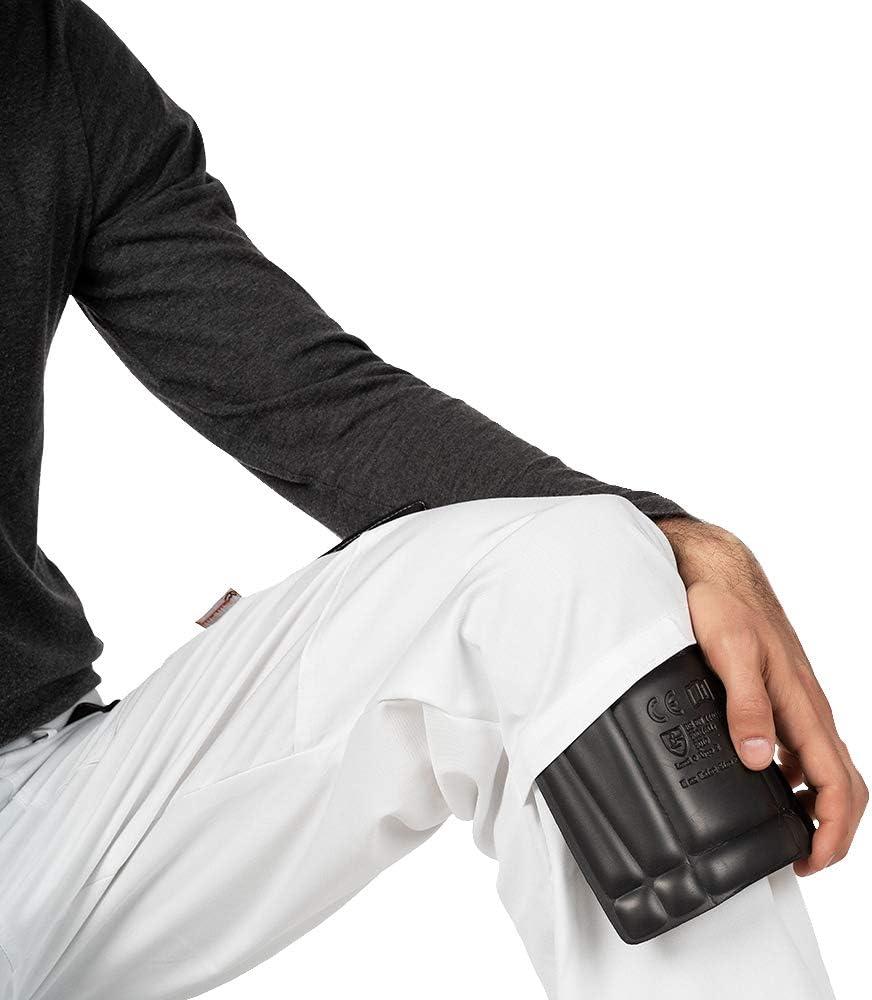 Risultato lavoro Ginocchiere Protezioni Schiuma Resistente Sicurezza Workwear Flessibile Fit