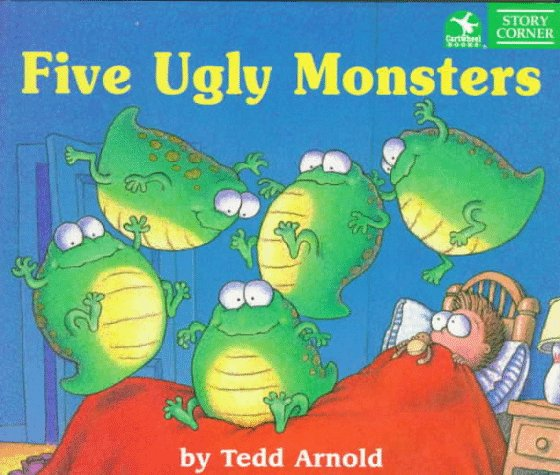 five-ugly-monsters