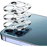 EGV 3 Pack Camera Lens Protector Compatible with iPhone 12 Pro Max 6.7-inch, HD Clear iPhone 12 Pro Max Back Camera Protector