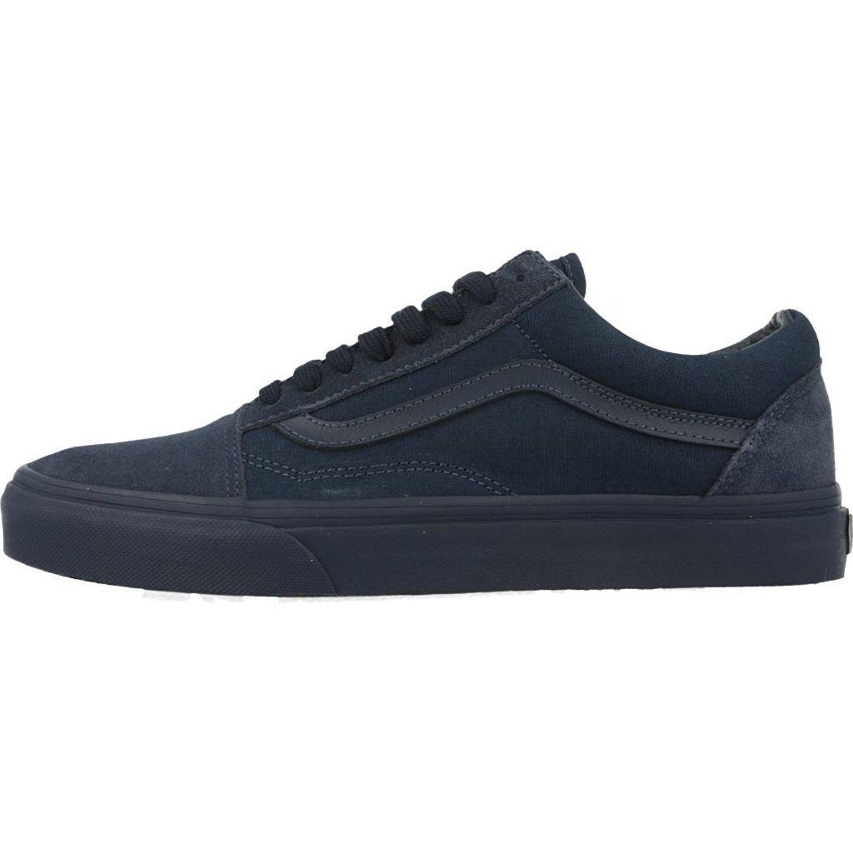 Vans Old Skool Sneaker 8.0 US 40.5 EU: : Sport