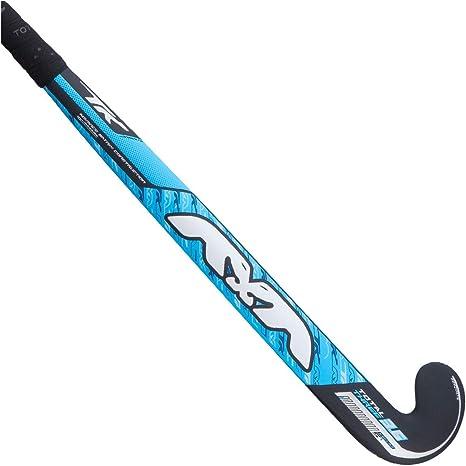 80 Flex Black with Matte Blue Right P32 61-Inch Fischer Hockey Senior SX3 Matt Composite Stick