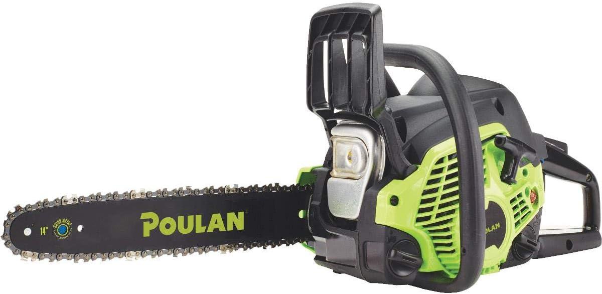 Poulan 33cc 2-Cycle Gas-Powered Chain Saw