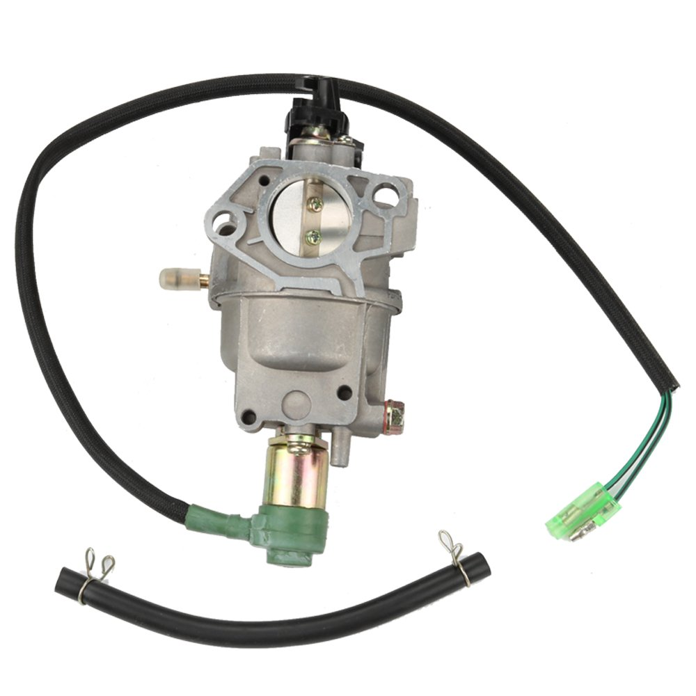 Butom Carburetor with Insulator Air Intake Gaskets Filter For Generac Centurion GP5000 5944 0055770 005577-1 005578-0 Generators by Butom (Image #2)