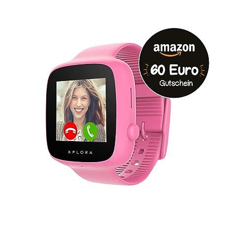 Telekom Xplora Go Kids - Reloj Inteligente, Color Rosa ...