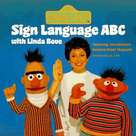 Sesame Street Sign Language ABC with Linda Bove (Pictureback