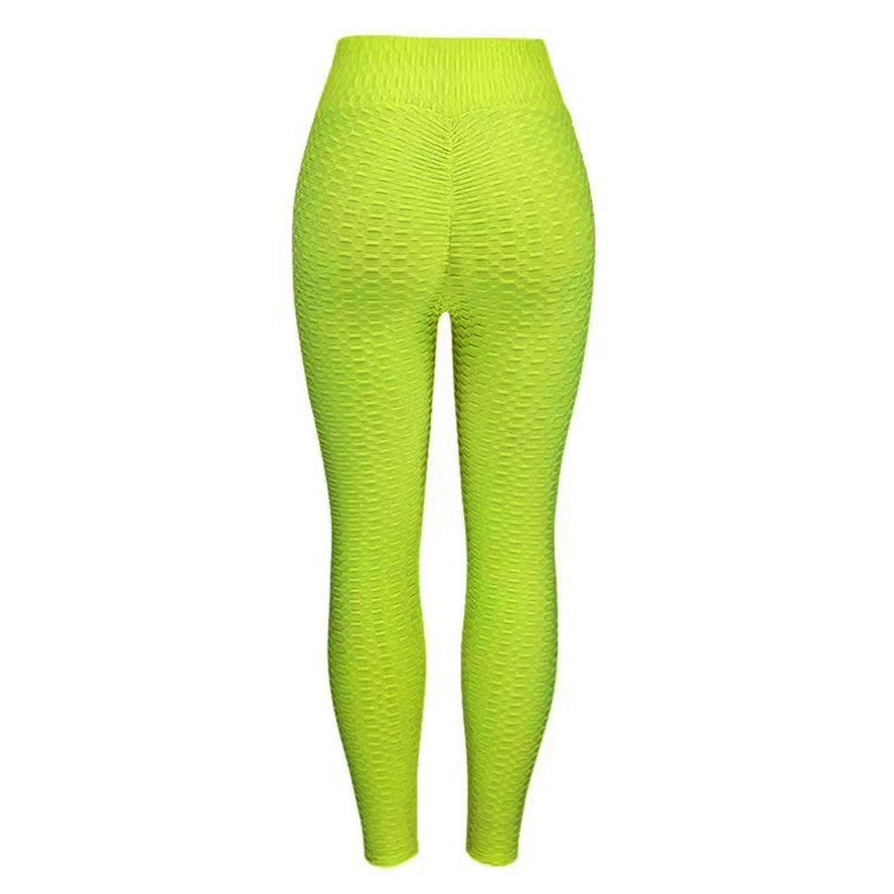 lunaanco Mujeres Deportes Casuales Yoga Entrenamiento Leggings Yoga Pantalon de Encaje Gimnasio Ejercicio Running Delgados Fí sico Pantalones Deportivos
