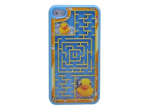 Generic Retro Maze Game Puzzle Hard PC Bumper Case Cover For