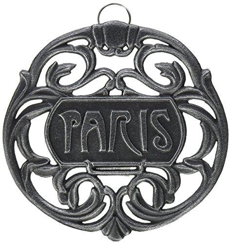 (Old Dutch Paris Trivet, Antique Pewter)