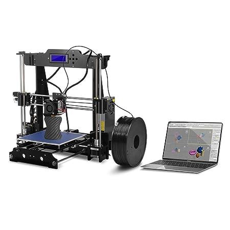 Momorain 1.75mm ABS + Impresora 3D de filamentos de Baja ...