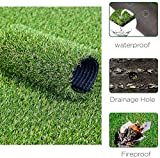 LITA Realistic Deluxe Artificial Grass Synthetic