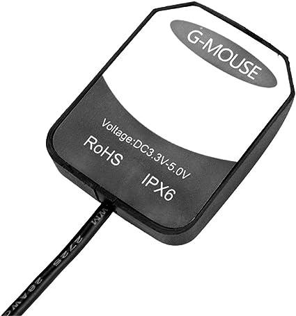 RETYLY Para Adquisición De Datos De GPS, Pc Portátil, Módulo De Antena Gmouse, Receptor USB De GPS, para Earth Windows
