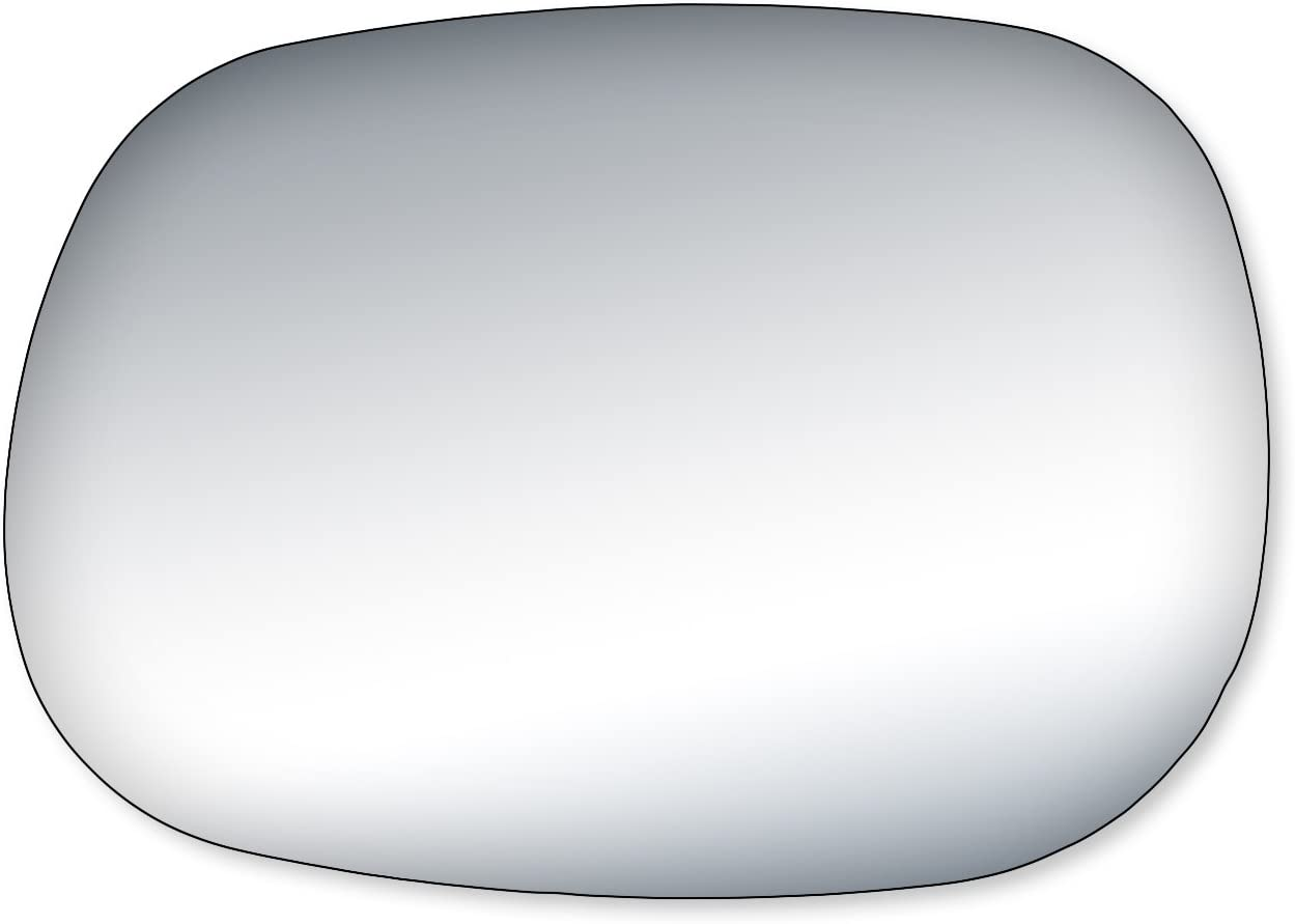 Fit System 99016 Dodge Driver//Passenger Side Replacement Mirror Glass