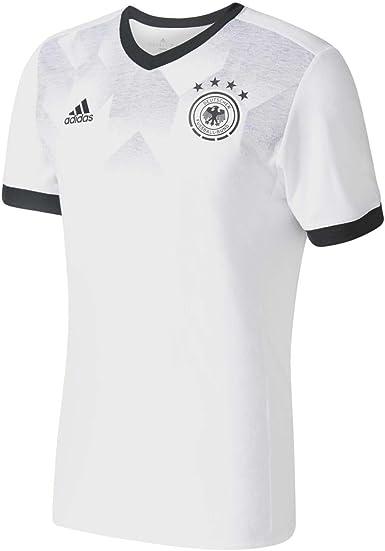 adidas DFB H Preshi Camiseta de Selección Alemana de Fútbol, Hombre: Amazon.es: Ropa y accesorios