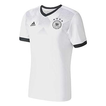 adidas Herren DFB Home Pre Match Shirt Heimtrikot, White