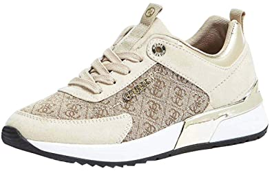 da674dcb Guess Marlyn Beibr Womens Trainers Shoes: Amazon.co.uk: Shoes & Bags