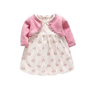 Baby Mädchen Kleidung Set Baby Kleinkinder Strickjacke