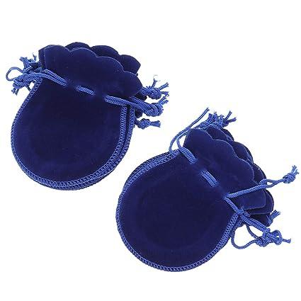 Toyvian Velvet Tarot Rune Bag 10 piezas Con cordón de ...
