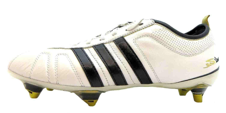 detailed look ceaca 11c11 Adidas AdiPure IV Trx SG Mens Football Boots  Cleats - Off White  Amazon.it Scarpe e borse