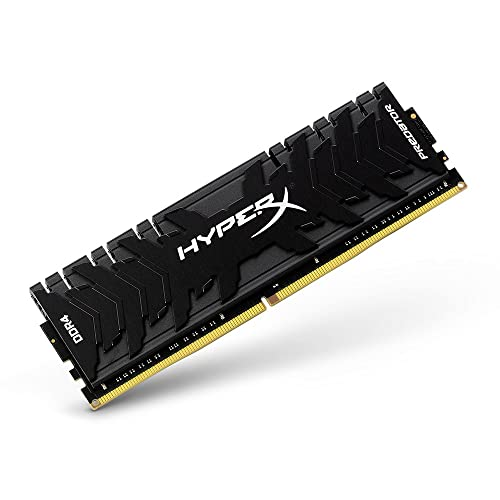 HyperX Predator Black RAM for Gaming