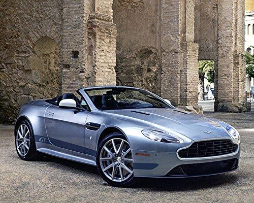 Amazon Com 2014 2015 Aston Martin Vantage Gt Factory Photo