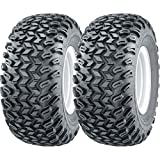 22x11-8 P334 4-PLY GOLF OCELOT TIRES (SET OF 2)