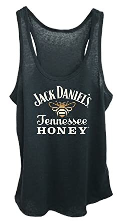85af8a69221489 Amazon.com  Jack Daniels Women s Honey Tank Top  Clothing