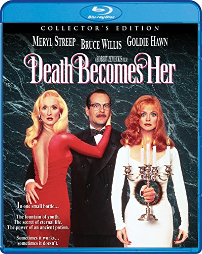Blu-ray : Death Becomes Her (Widescreen)