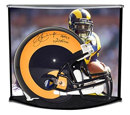 3e11e42f81c Image Unavailable. Image not available for. Color  ERIC DICKERSON  Autographed Inscribed Los Angeles Rams ...