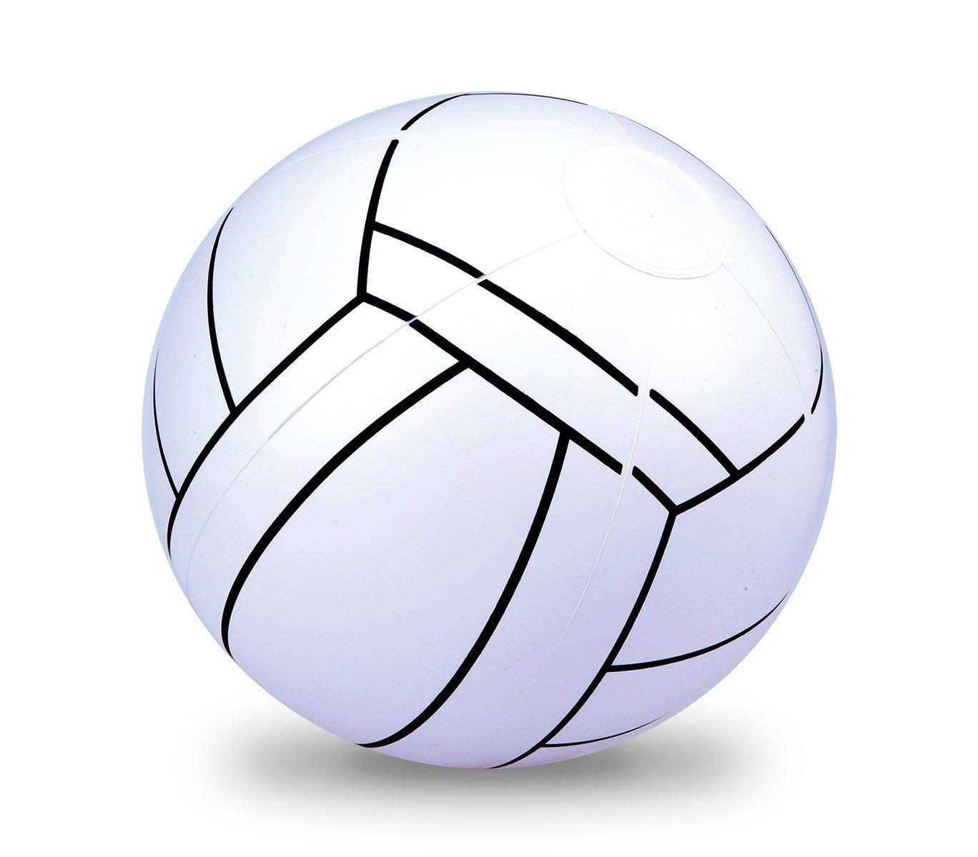 54125 Piscina inflable con red para voleibol niños Bestway ...