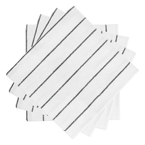 """sourcing map Paquete de 4 plato de algodón Toallas""""24 x 16"""", Lavable"""