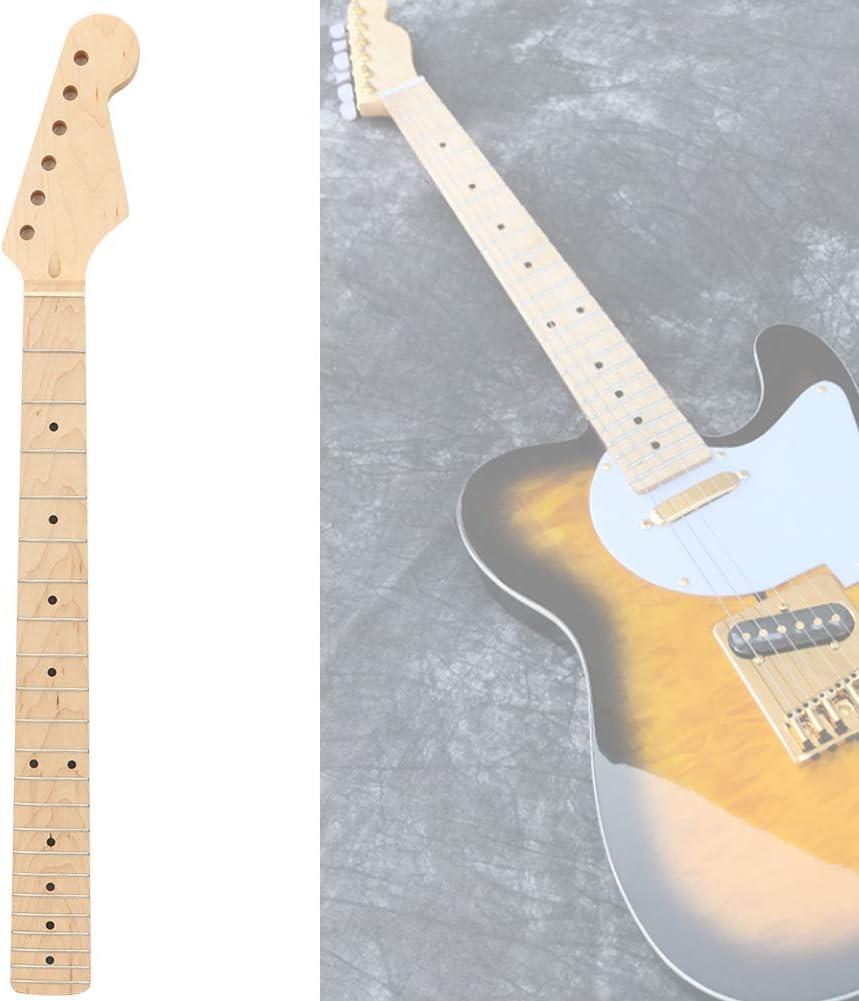 Bnineteenteam Mano Derecha 22 trastes Guitarra eléctrica Mástil de ...