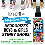 Shoe Foot Spray | Shoe Spray Smell Eliminator Kids