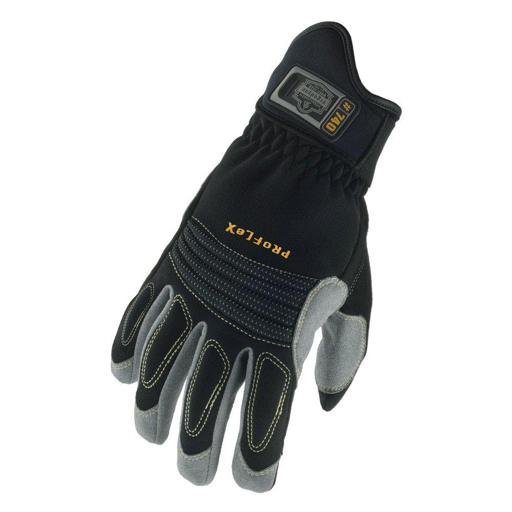 Ergodyne Handschuh für Seilarbeiten/Höhenrettung ProFlex 740, M/8, 17803