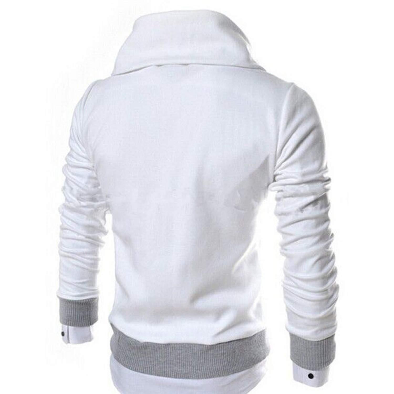 EspTmall Fashion Men Hip Hop Men Sweatshirt Hoodie Jackets Zipper Comfy Spring Black Hoodies Casual Long Sleeve Sweatshirts
