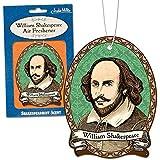 William Shakespeare Deluxe Air Freshener