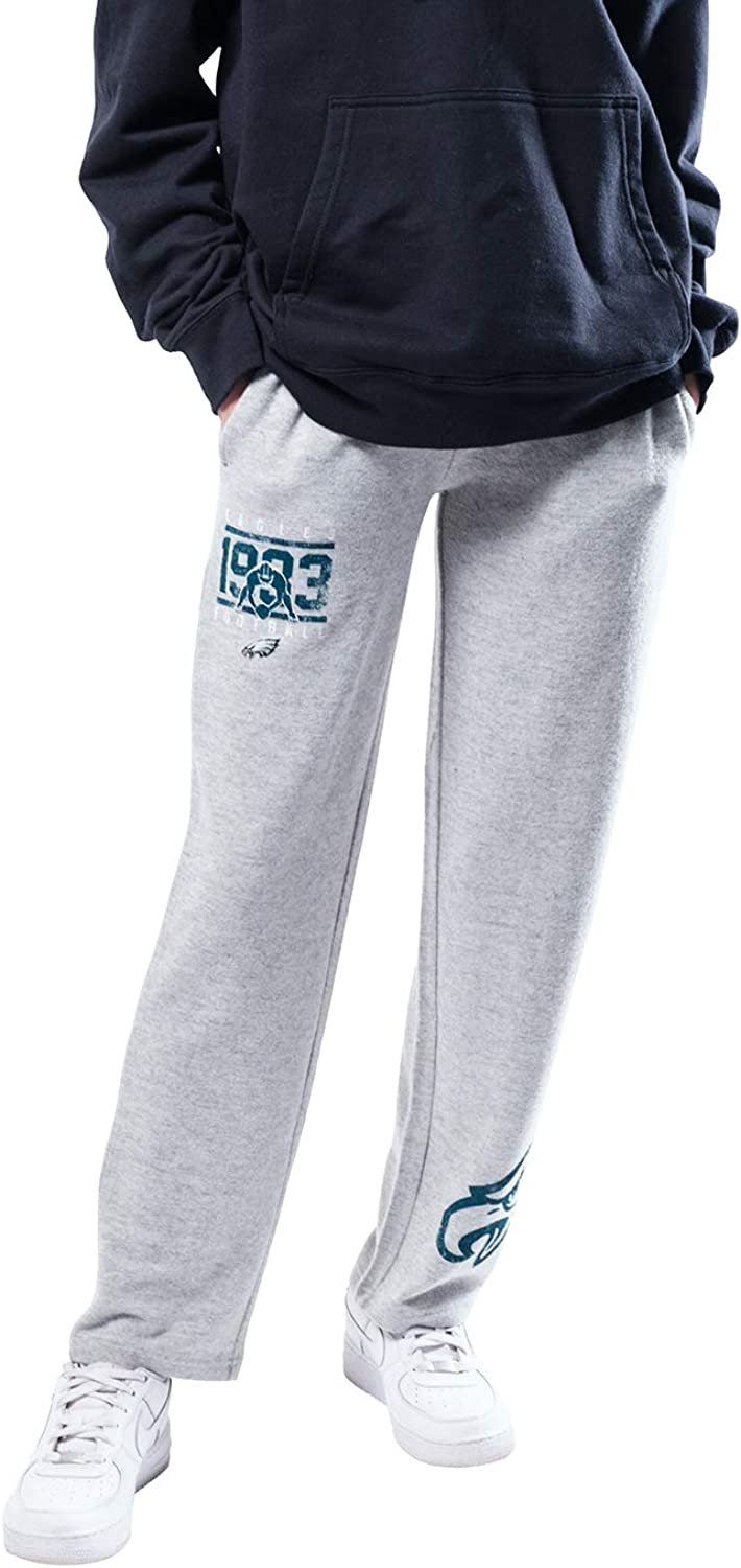 Ultra Game Women's Basic Brushed Hacci Sweatpants