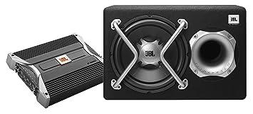 JBL GT5 - Amplificador y subwoofer